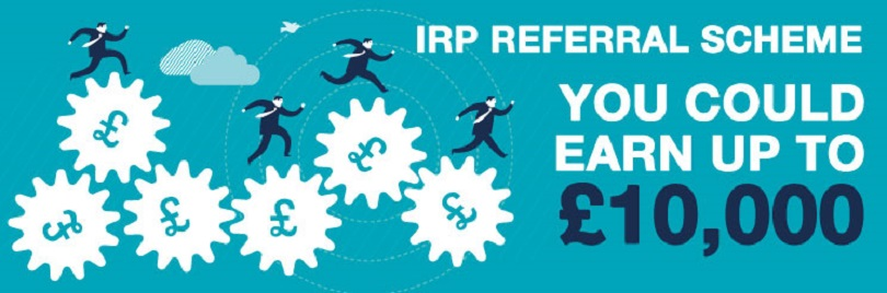 IRP Referral Program - Make money through sales leads