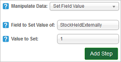 Set Field Value
