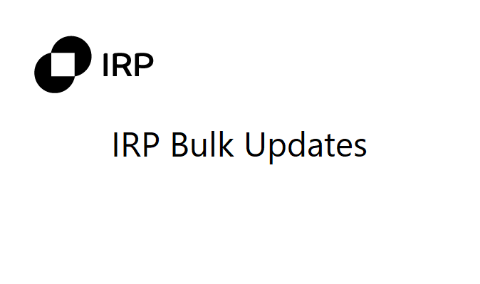 IRP Image