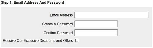 Show Marketing Signup When Creating An Account
