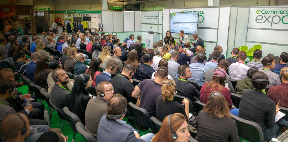 IRP Commerce at eCommerce Expo London
