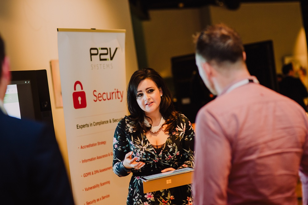 IRP Commerce and P2V Systems Team Up for AccelerateNI Event