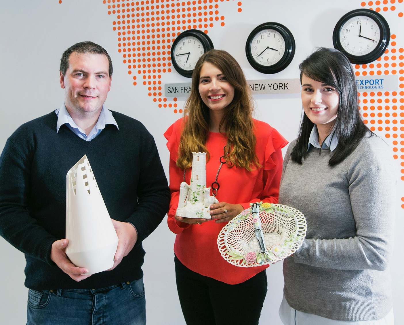 Iconic Brand Belleek is Now Using IRP Technology