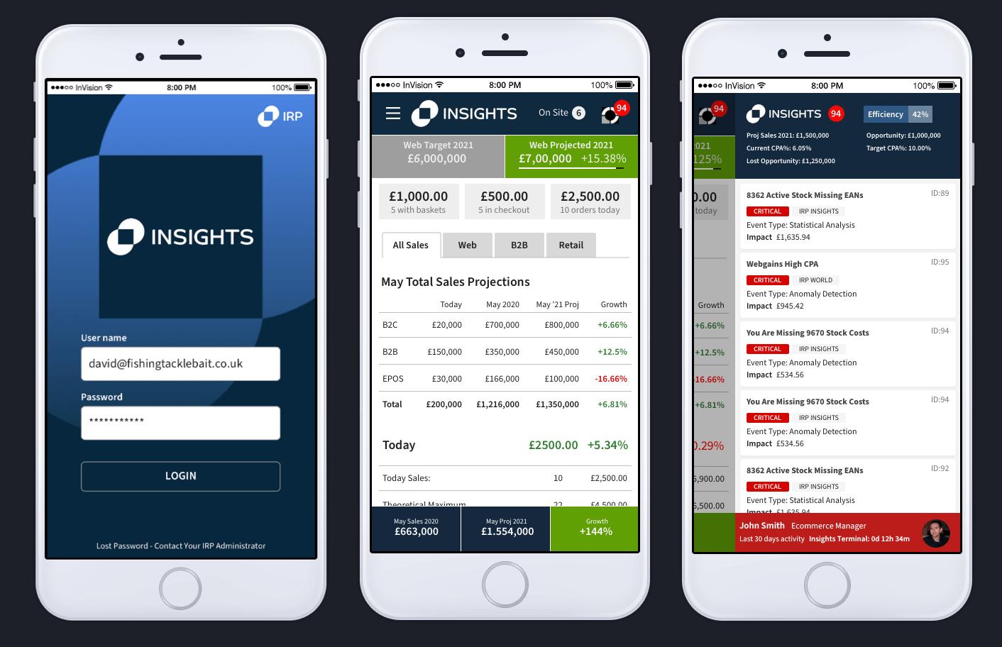 Insights App