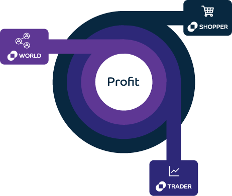 Connecting People, Data and Profit