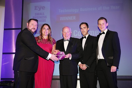 IRP Commerce Celebrates Winning Top Technology Award