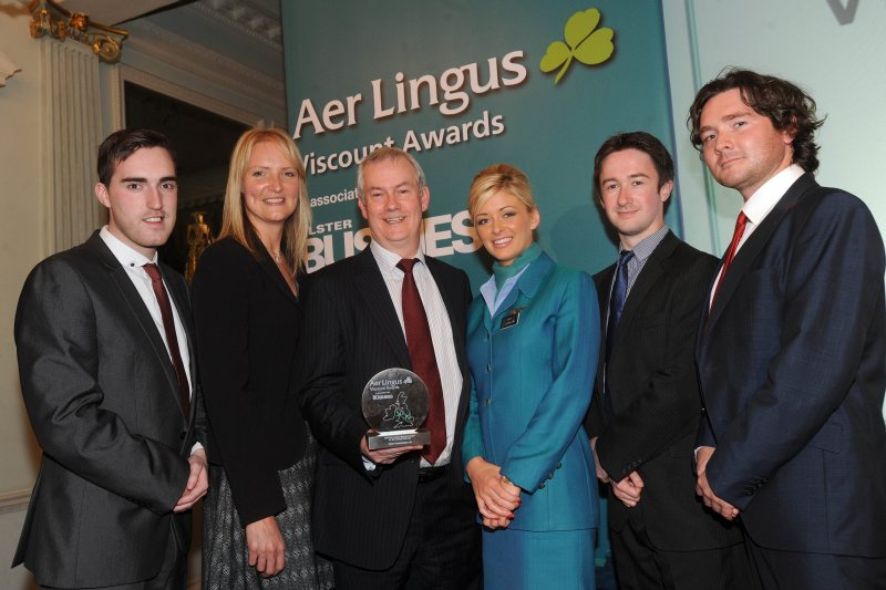 Flying High at the Aer Lingus Viscount Awards