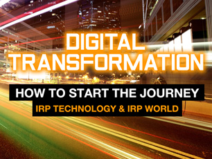 Digital Transformation IRP event on 18 and 19 November 2014 for all IRP clients