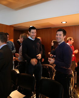 Photo from the Ecommerce Digital Breakfast hosted by IRP Commerce on April 12, 2016.