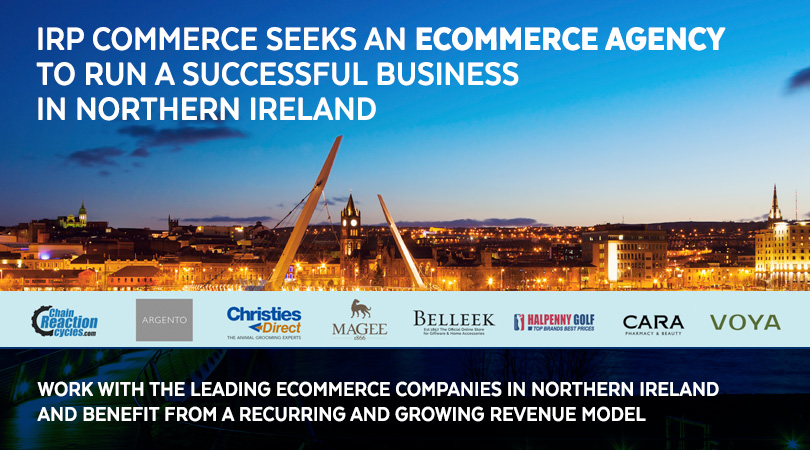 Northern Ireland's Biggest Opportunity Right Now in Ecommerce